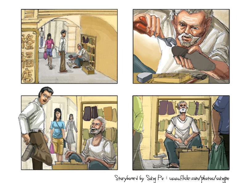 how to become a story artist
